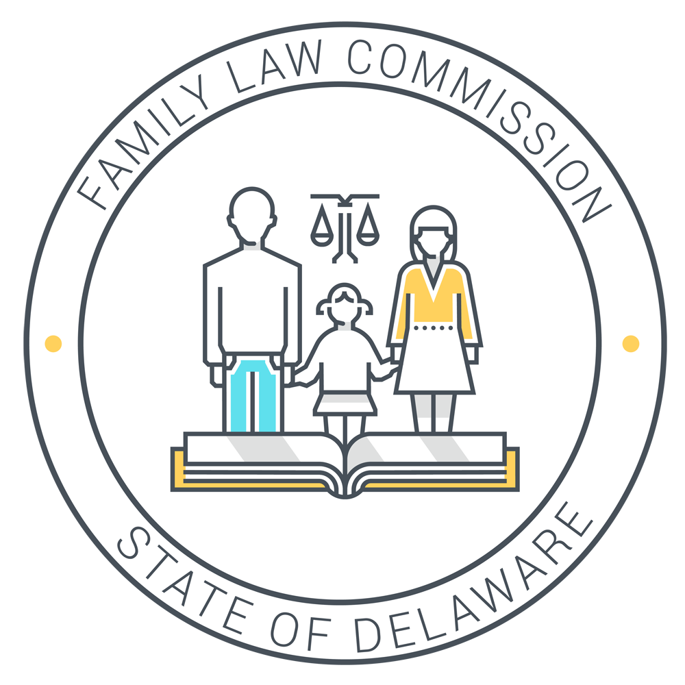 Image of the Family Law Commission seal